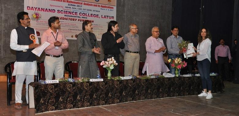 Dept  of Mathematics – Dayanand Science College, Latur